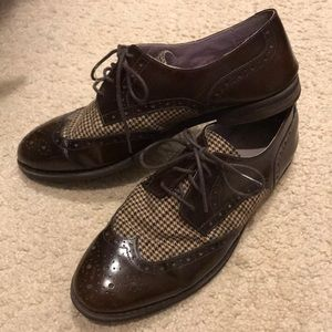 Johnston and Murphy oxfords
